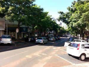 Avenida Brasil - Foz do Iguaçu