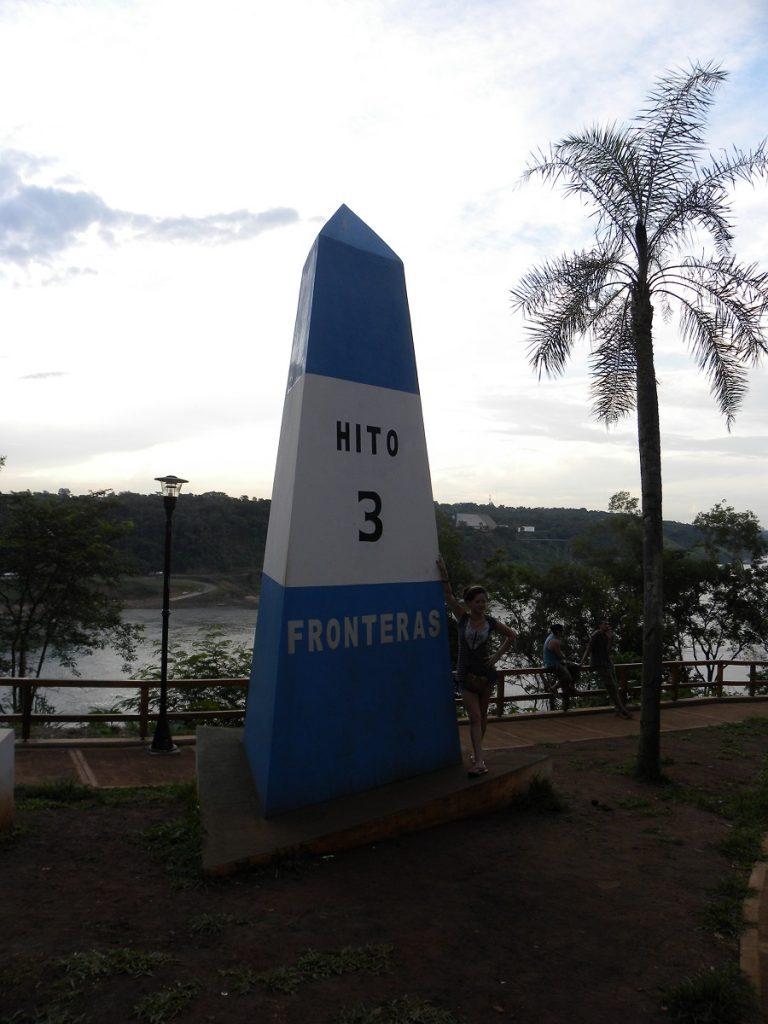 Marco 3 Fronteiras - Argentina