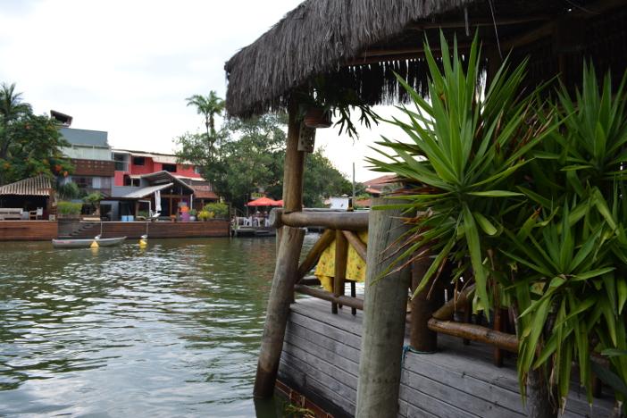Travessia para Ilha da Gigoia - Bar do Cícero